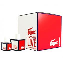 COFFRET LACOSTE L!VE
