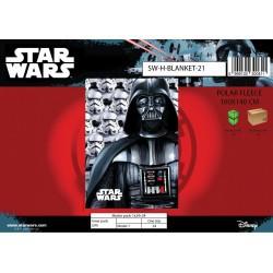 Plaid Polaire Star Wars -...