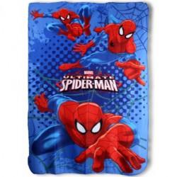 Plaid Polaire Spider Man...