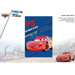 Plaid Polaire Cars Disney -...