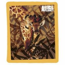 Plaid Polaire Animal Planet...