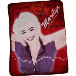 Plaid Polaire Marilyn...