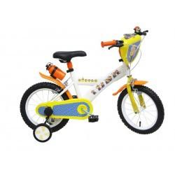 Vélo 16 Pouces Minions -...