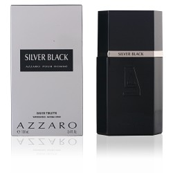 AZZARO - SILVER BLACK - 100 ML