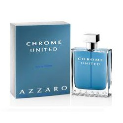 AZZARO - CHROME UNITED -...